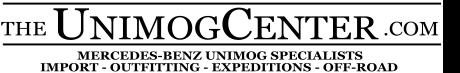 UnimogCenter Logo